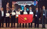 Việt Nam giành huy chương bạc Olympic quốc tế về thiên văn