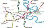 Đầu tư hơn 62.000 tỷ đồng xây tuyến metro Bến Thành - Tân Kiên