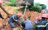 Hiện trường vụ sạt lở núi kinh hoàng tại Nha Trang, ít nhất 2 người tử vong