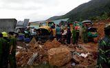 Hiện trường vụ sạt lở núi ở Nha Trang, ít nhất 2 người chết, 10 người bị thương