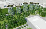Đề xuất 161 tỷ đồng xây bãi giữ xe 9 tầng sau nhà hát TP HCM