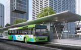 Ô tô lấn làn buýt nhanh BRT bị phạt tới 1,2 triệu đồng