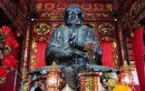 Tượng Trấn Vũ đền Quán Thánh được công nhận bảo vật quốc gia