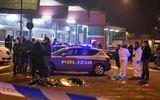 Hiện trường nghi phạm khủng bố chợ Giáng sinh Berlin bị bắn hạ