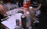 """9 đối tượng bị bắt khi đang """"phê"""" ma túy tại nhà riêng"""