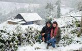 Lý giải hiện tượng tại sao mùa đông có tuyết rơi?