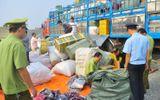 Phát hiện gần 11.000 bao thuốc lá nhập lậu qua cửa khẩu Mộc Bài