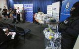 Cảnh sát Úc thu giữ hơn một tấn cocaine trị giá gần 300 triệu đô