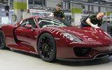 Thế giới Xe - Porsche bất ngờ triệu hồi 306 chiếc xe 918 Spyder vì lỗi hệ thống treo