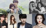 20 cặp sao Hàn công bố chuyện yêu đương năm 2016