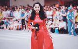 Người đẹp Thu Hà thay thế BTV Vân Anh dẫn bản tin Thời sự 19h