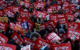 Nửa triệu người Hàn Quốc biểu tình đòi lập tức thay thế Tổng thống Park Geun-hye