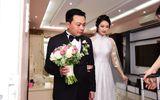 Chồng đại gia tặng siêu xe và mang 21 tráp lễ hỏi cưới Hoa hậu Thu Ngân