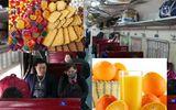 Những thực phẩm cần tránh ăn khi đi xe đường dài về quê trong dịp nghỉ lễ tết