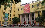 Chuyện học đường - Trường ĐH Công Đoàn cấm sinh viên ra khỏi cổng trường trong giờ học