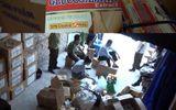 Bắt 3 đối tượng trong đường dây làm giả 20.000 hộp thực phẩm chức năng