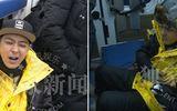 Tài tử Lâm Chí Dĩnh la thất thanh vì bị tai nạn trong lúc ghi hình