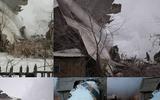 Máy bay Thổ Nhĩ Kỳ lao vào khu dân cư, ít nhất 37 người thiệt mạng