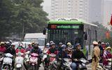 Hà Nội đề xuất lắp dải phân cách cứng trên tuyến buýt nhanh BRT