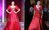 Màn trình diễn quốc phục Philippines xuất thần của Lệ Hằng tại Miss Universe