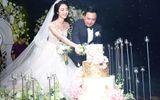 Đám cưới xa hoa của Hoa hậu Thu Ngân và Chủ tịch CLB FLC Thanh Hóa