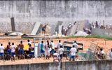 Brazil: Bạo loạn mới nhất tại nhà tù từng có 26 tù nhân bị sát hại