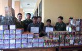 Video-Hot - Triệt phá vụ vận chuyển 3 tạ pháo từ Lào qua cửa khẩu quốc tế Cầu Treo