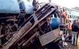 Ấn Độ: Tàu hỏa trật đường ray khiến 23 người thiệt mạng, hơn 100 người bị thương