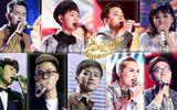 Tin tức giải trí - Trực tiếp chung kết Sing My Song: Lê Thiện Hiếu đấu cùng Cao Bá Hưng