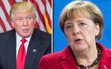 Không phải Donald Trump, Angela Merkel mới là nhà lãnh đạo của thế giới tự do?