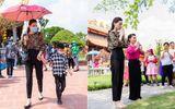 Nhiều sao Việt viếng thăm nhà thờ Tổ của Hoài Linh ngày đầu xuân
