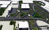 """Đầu tư hơn 700 tỷ xây 2 cầu vượt """"giải cứu"""" nạn kẹt xe ở Tân Sơn Nhất"""