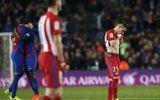 Barca vào chung kết cúp Nhà vua sau trận cầu 3 thẻ đỏ