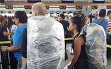 Đặc biệt cẩn thận với hành lí sân bay nếu không muốn mang họa vào thân
