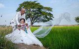 Đám cưới trong mơ của cô gái khuyết tật xương