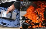 Nếu không muốn xảy ra cháy nổ, hãy đừng bỏ 4 đồ vật này vào cốp xe