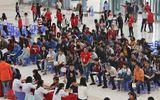 Lễ hội Xuân Hồng 2017 đạt kỷ lục hiến máu