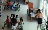 Chuyện học đường - Đóng cửa trường mầm non có cô giáo dốc ngược đầu trẻ, dọa ném qua cửa sổ