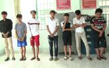 Bắt nhóm thanh thiếu niên chuyên ném đá vỡ kính xe ôtô