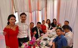 MC Thành Trung tổ chức đám hỏi với bạn gái hotgirl