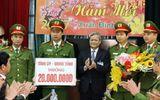 Thưởng nóng lực lượng phá án vụ sát hại tài xế, cướp 34 tấn thép ở Bắc Ninh