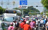 TP. Hồ Chí Minh phân luồng giao thông khu vực sân bay Tân Sơn Nhất