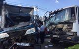 Xe bồn gây tai nạn liên hoàn, 3 người trọng thương
