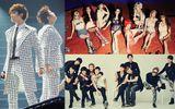 Đây chính là thời điểm trở lại của SNSD, DBSK và Super Junior
