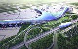 Thiết kế lá dừa nước giành điểm cao nhất kiến trúc sân bay Long Thành