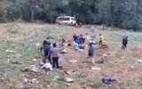 Vụ xe khách rơi xuống vực: 1 người chết, 19 người bị thương