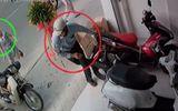 Truy đuổi hơn 10 km, bắt gọn đối tượng trộm xe máy