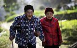 Cặp vợ chồng già bên nhau suốt 81 năm chưa một ngày xa rời