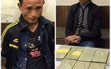 Bắt giữ hai thanh niên vận chuyển 9 bánh heroin về Hà Nội tiêu thụ
