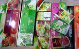 Hà Nội: 127 bộ bình, 150 gói hương liệu hút shisha nhập lậu bị tịch thu